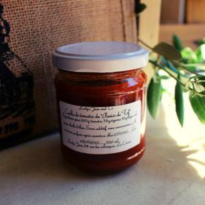 Le Panier de Tof Livraison de paniers de fruits et légumes - Coulis de tomates Lady's Jam