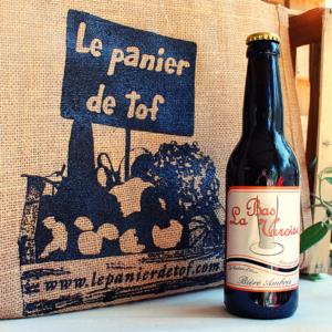 Le panier de tof livraison de paniers fruits et legumes - La Bas Varoise Bière Ambree
