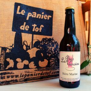 Le panier de tof livraison de paniers fruits et legumes - La Bas Varoise Bière Marine
