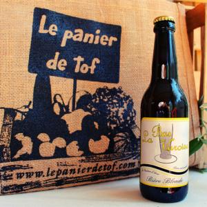 Le panier de tof livraison de paniers fruits et legumes - La Vas Baroise Bière Blonde